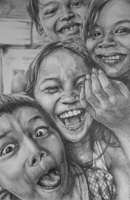 카페전시_우리들의 얼굴 이야기