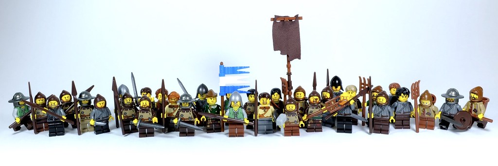 Peasants Militiamen