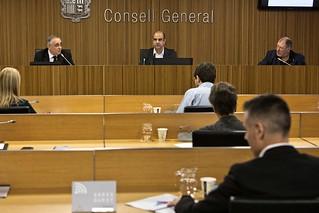 Compareixença Sr. Albert Font davant Comissió Legislativa de Finances i Pressupost i la de Sanitat. 04/06/2020