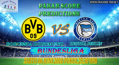 Borussia Dortmund vs Hertha Berlin