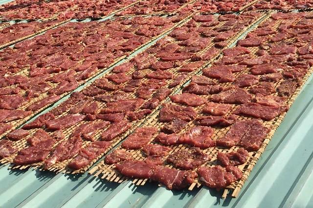 Phượt Hot - Phượt Phú Yên thưởng thức khô bò một nắng xứ Nẫu yêu thương (9)
