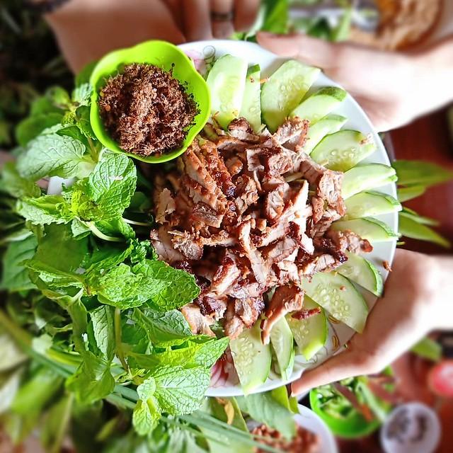 Phượt Hot - Phượt Phú Yên thưởng thức khô bò một nắng xứ Nẫu yêu thương (8)
