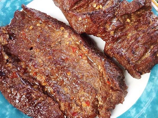 Phượt Hot - Phượt Phú Yên thưởng thức khô bò một nắng xứ Nẫu yêu thương (2)