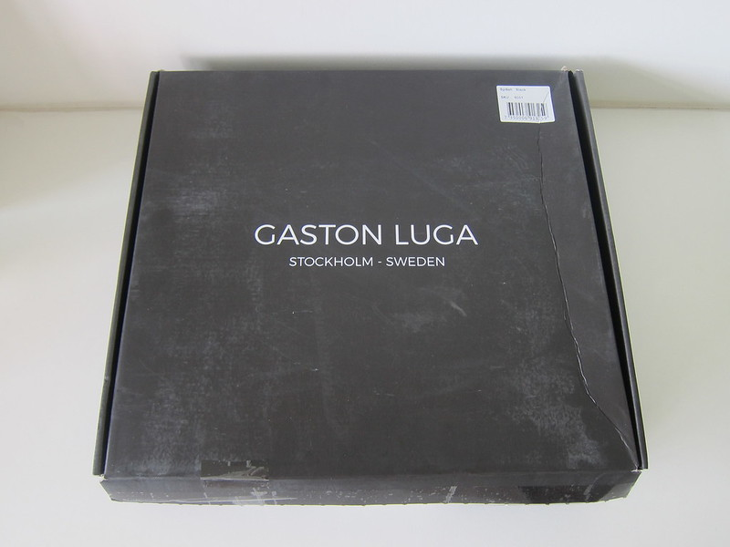Gaston Luga - Splash Backpack - Box