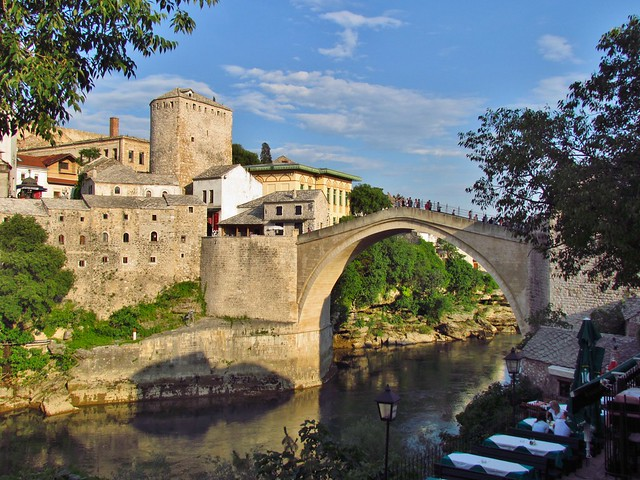 Old Bridge, Stari Most, Mostar Bridge, Mostar, Bosnia-Herzegovina