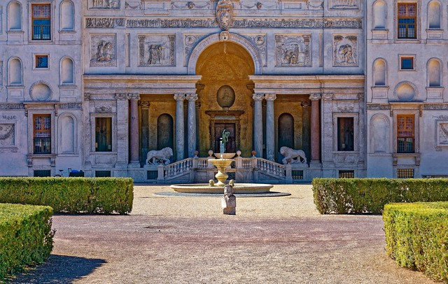 Rome / Medici Villa