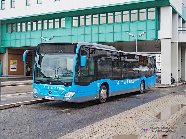 Mercedes Citaro C2 - Stadtbus (Postbus 14146)