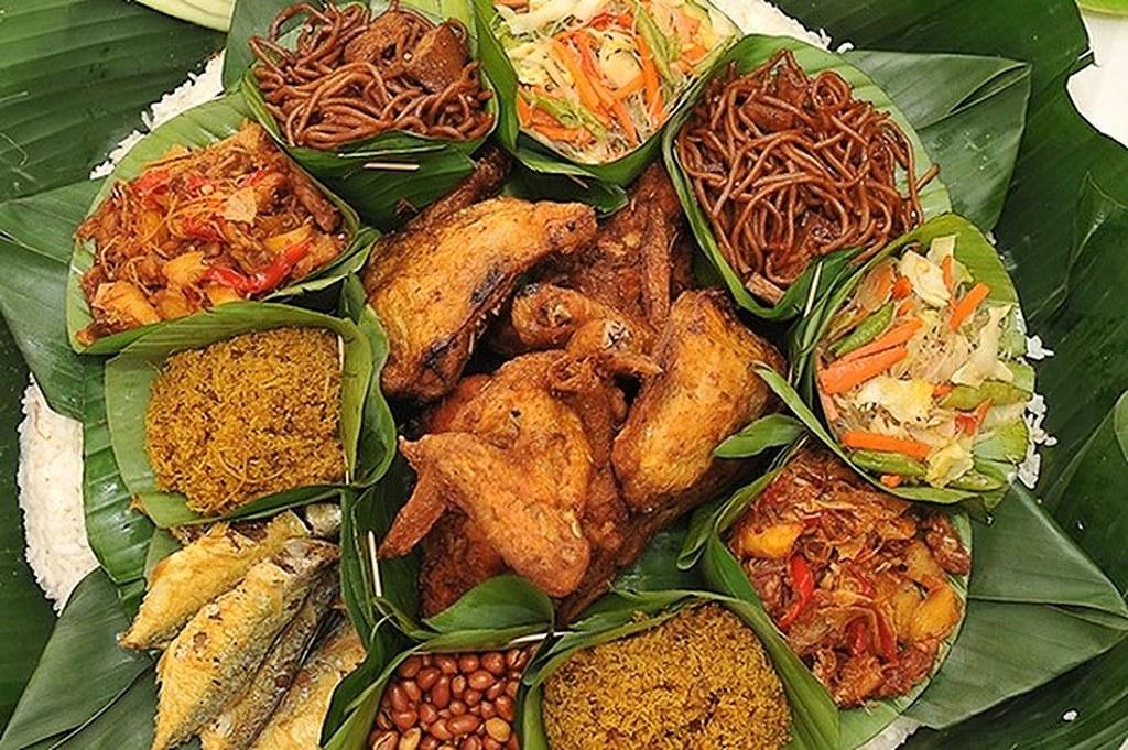 Nasi Ambeng by nona manis kitchen cyberjaya.v1.v1