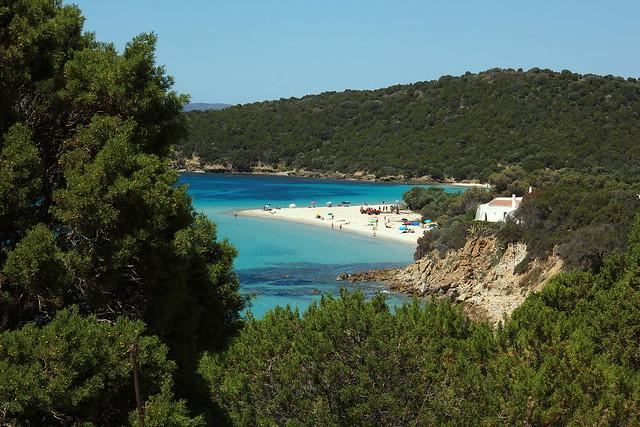 Tuerredda Teulada Sud Sardegna Italia
