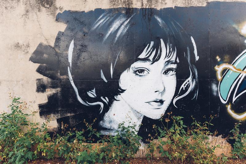 街頭塗鴉|Taichung