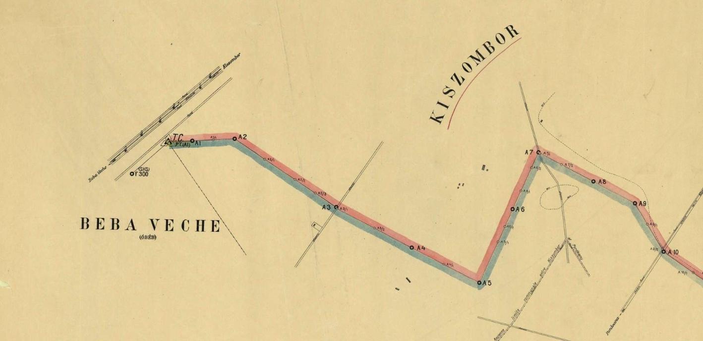 Most először böngészhetjük Trianon sorsdöntő térképvázlatát