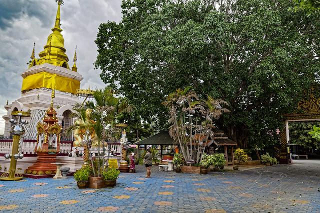 Wat San Klang Nuea (10 sur 72)