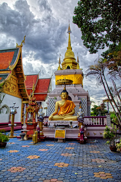 Wat San Klang Nuea (2 sur 72)