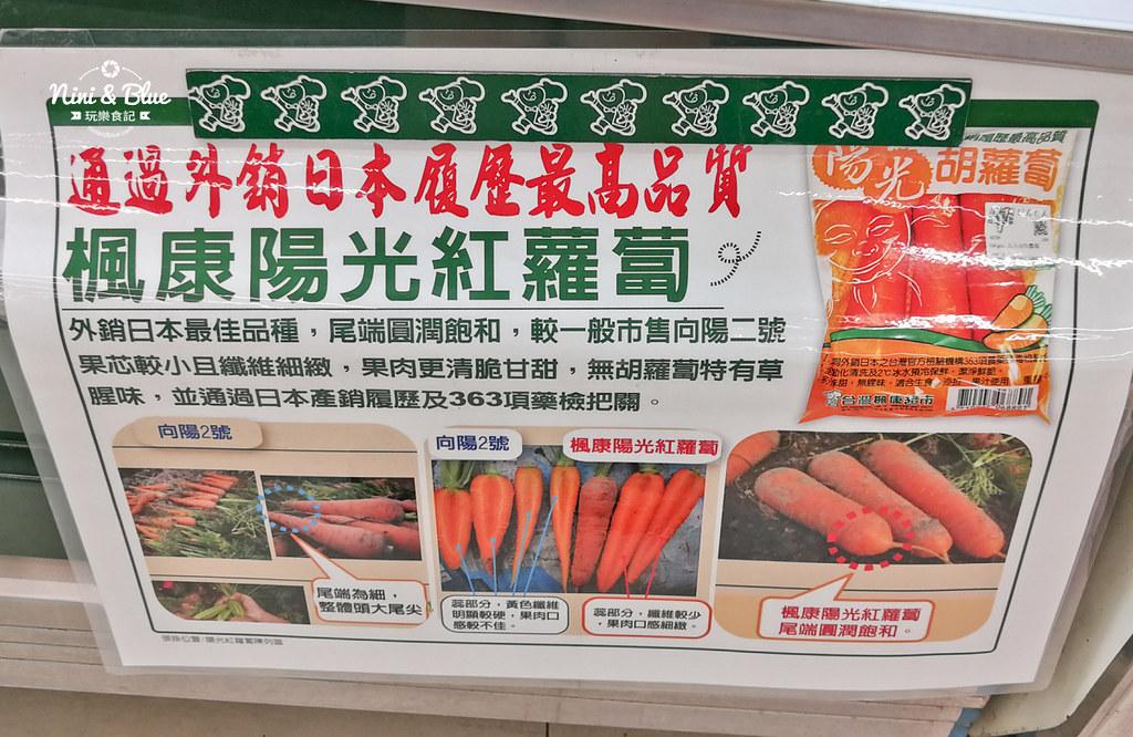 楓康超市好買商品 紅利點數 農糧署產銷履歷06