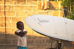 little boy Mani - Banjulinding, Western Division, Gambia