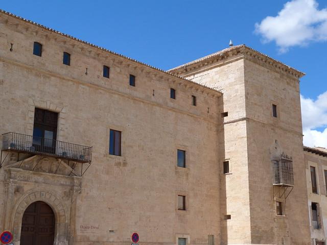 Palacio ducal de Pastrana (Guadalajara)