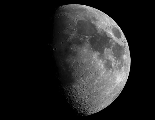 The Moon 31 May 2020