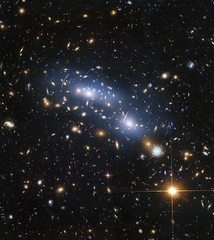 Hubble makes surprising find in the early Universe