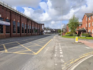 Empty Strand Road at Preston | by Tony Worrall