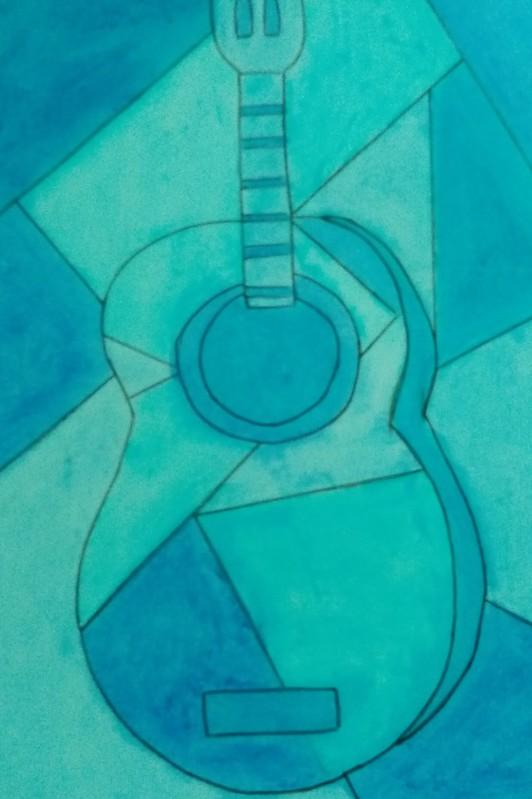 Izan Misas ( Guitarra blava )