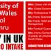 USW | KCR CONSULTANTS #applytostudyinuk #usw #universityofsouthwales #kcrconsultants