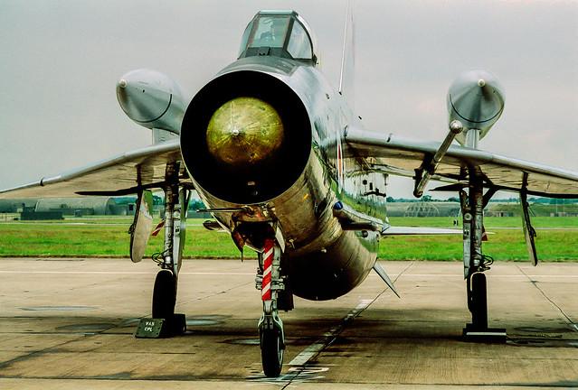 RAF Wattisham 75th Anniversary 56 Sqdn June 1991.