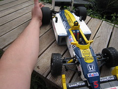 1:8 Scale WIlliams FW11B by Greg998
