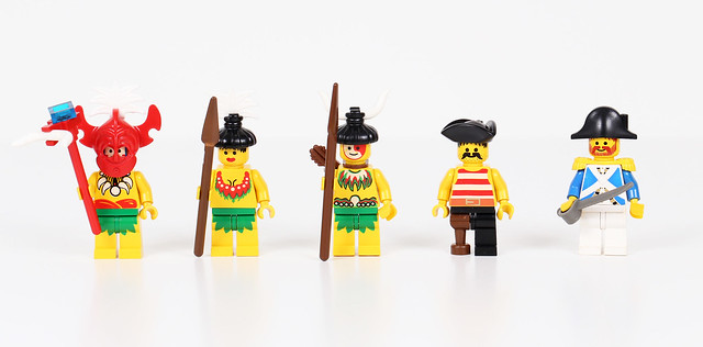 islanders minifigures