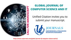 Global Journal of Computer Science and IT (www.ucjournals.com)