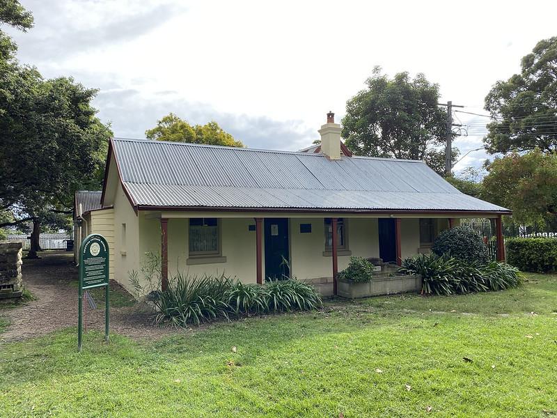 Sexton's Cottage
