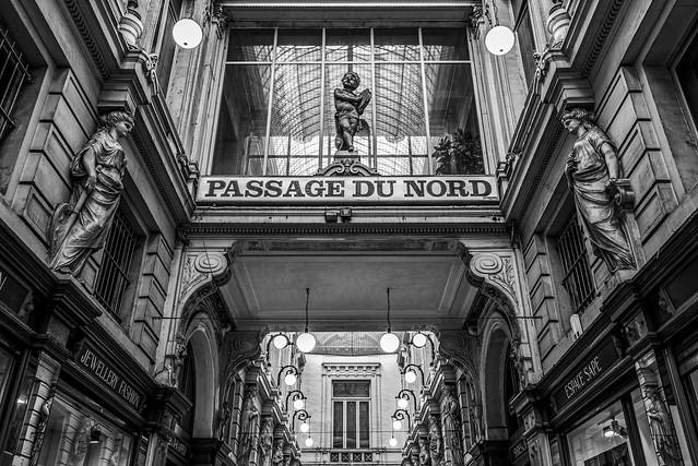 PASSAGE DU NORD