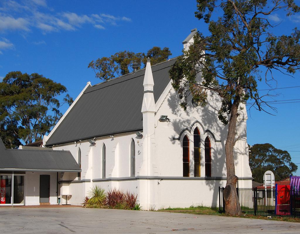 Guilford Arabic Baptist Church, Guilford, Sydney, NSW.