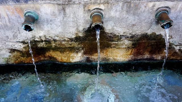 Fuente lavadero de la