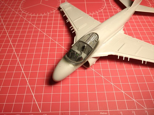 WIP A-6A Intruder Fujimi 1 72 | by Military Miniatures