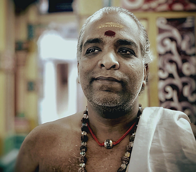 The Hindu Priest