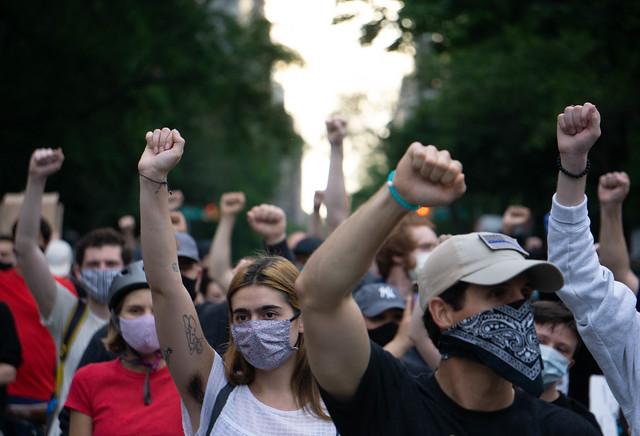 Gracie Mansion Protest