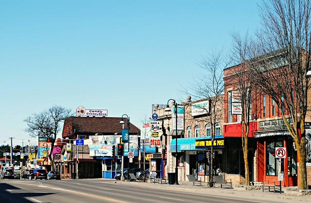 Broadway Street, Wisconsin Dells