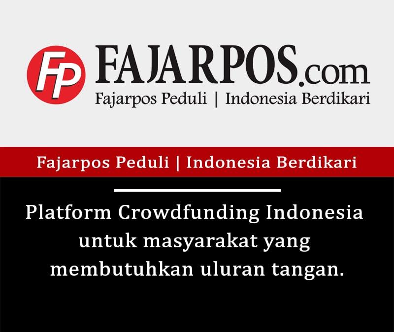 Fajarpos Peduli | Indonesia Berdikari