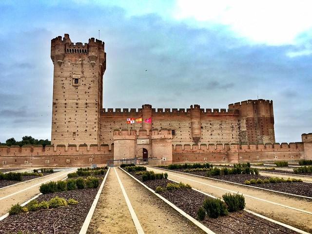 Castillo de la Mota (Medina del Campo, Valladolid)