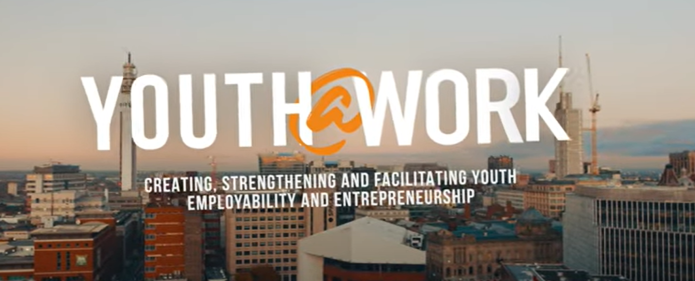 Youth@work banner