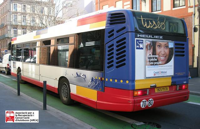 Heuliez GX317 (1996)
