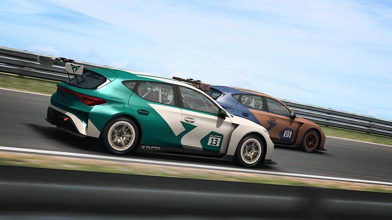 RaceRoom Cupra