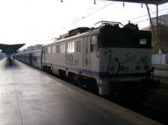 269411 on Arrival at Malaga, 29/01/2004.