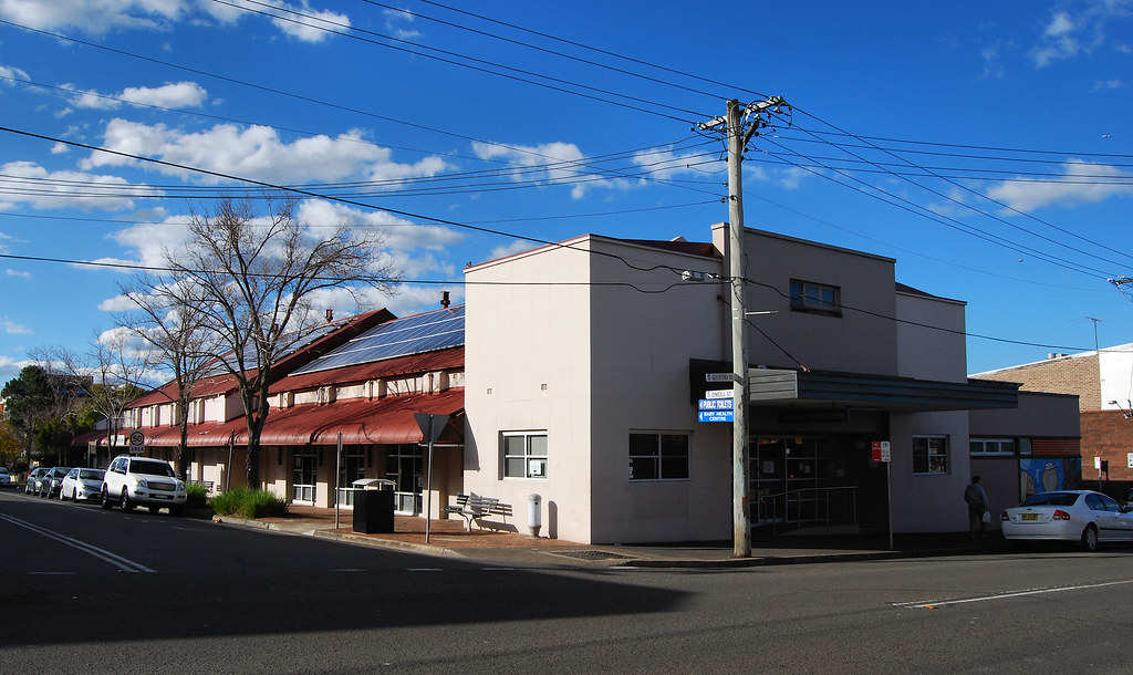 Guilford Youth Centre, Guilford, Sydney, NSW.