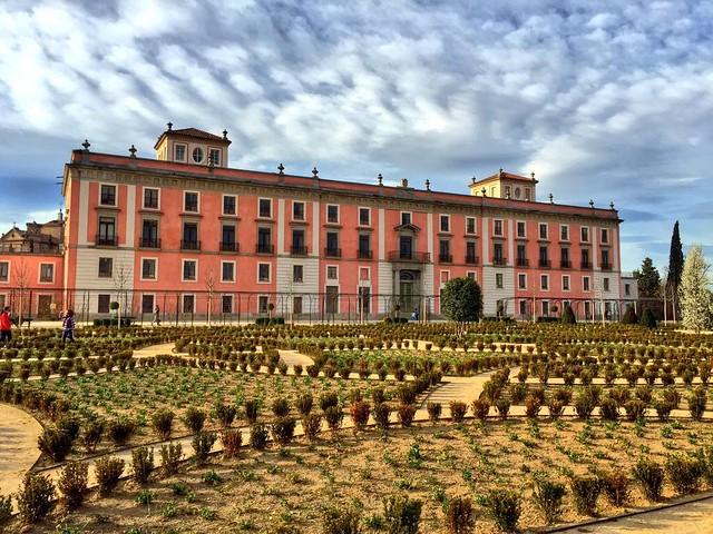 Palacio del infante Don Luis en Boadilla del Monte (Madrid)