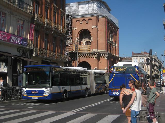 Irisbus Citelis 18