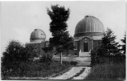 Amherst Observatory Postcard