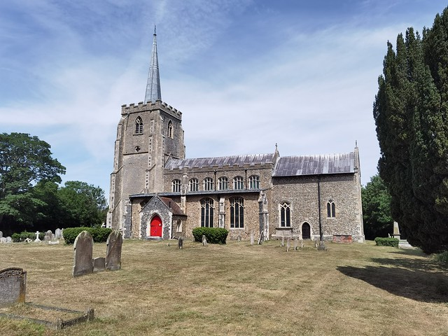 churches under lockdown: Bramford