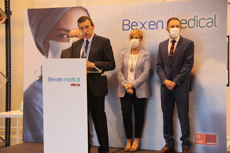 Bexen Medical-Etxebarria