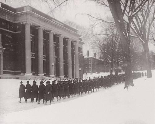 WWI Amherst Campus